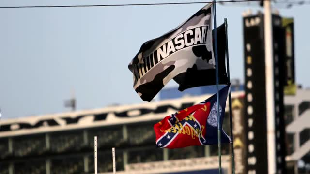 NASCAR Bans Confederate Flag From Its Races, Properties