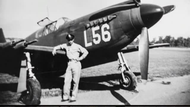 100-Year-Old World War II Pilot Says He Still Flies Every Week
