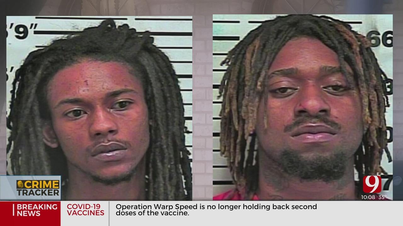 2 Suspects Arrested, Accused Of Multiple Break-Ins In SE OKC Neighborhood
