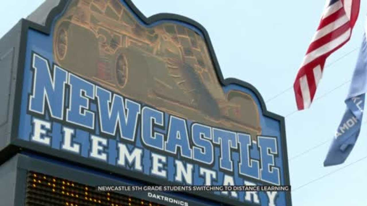 Newcastle Public Schools 5th-Grade Students To Transition To Distance Learning