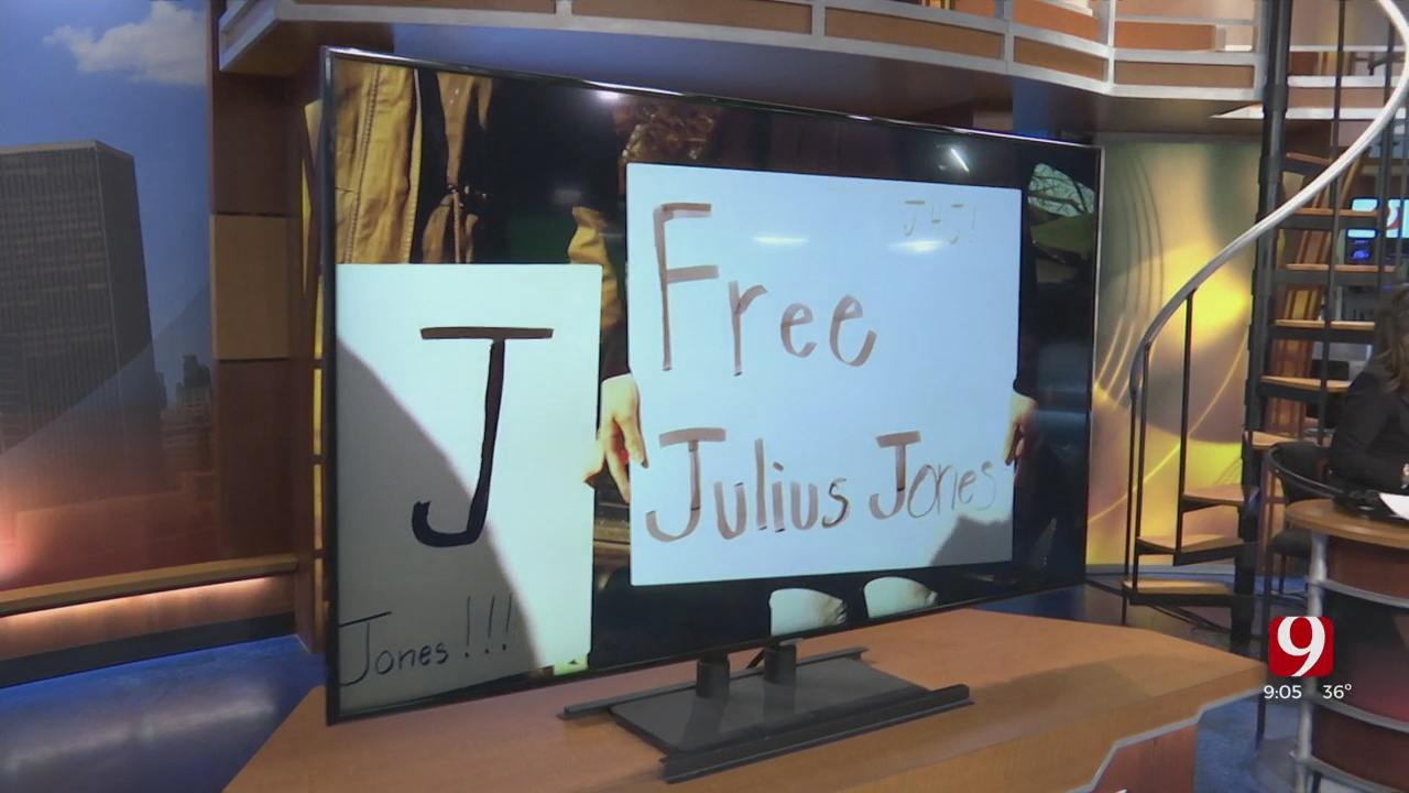 Rally To Be Held For Death Row Inmate Julius Jones
