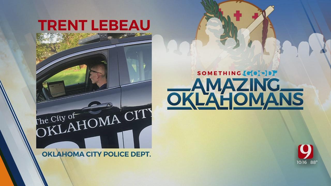Amazing Oklahoman: Trent LeBeau
