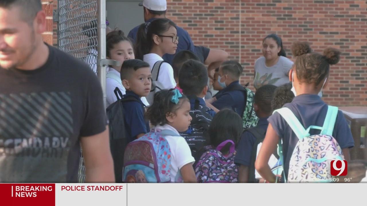 OKC Mom Expresses Concern In Sending Her Children Back To School