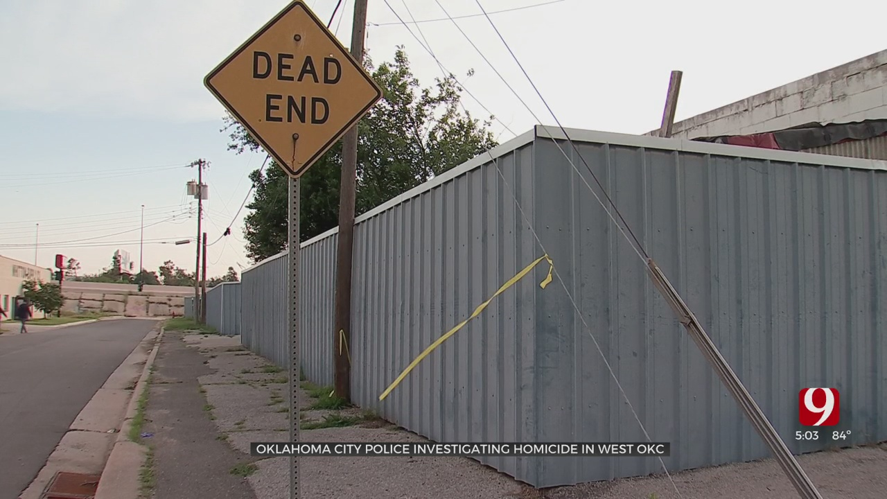 OCPD Investigates 33rd Homicide Of The Year