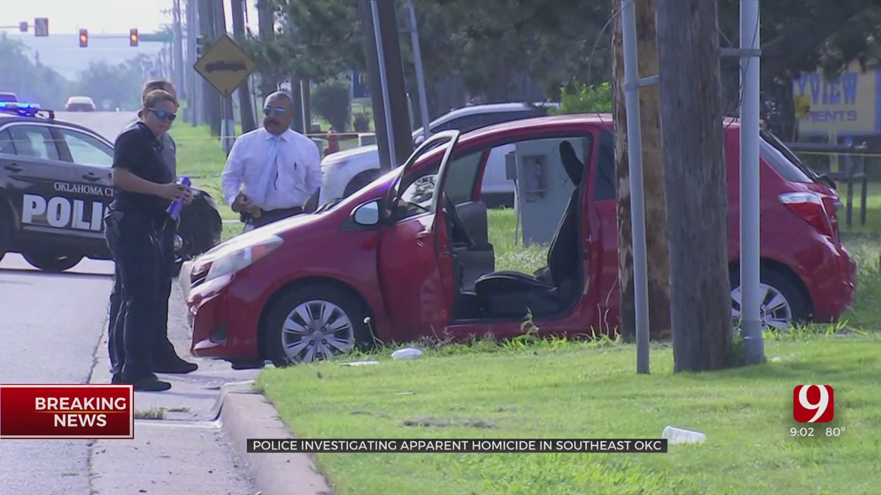 Man Who Was Killed While Behind The Wheel In Del City Is Identified