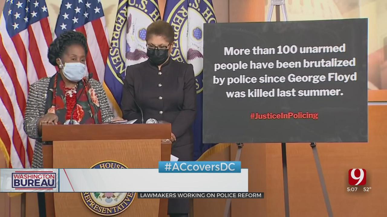 Derek Chauvin Trial Renews Focus On Police Reform At Capitol Hill