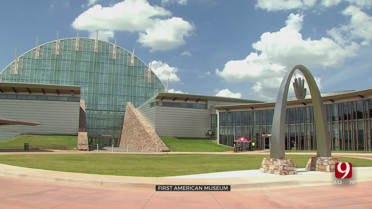 First Americans Museum Makes Long-Awaited Debut This Month