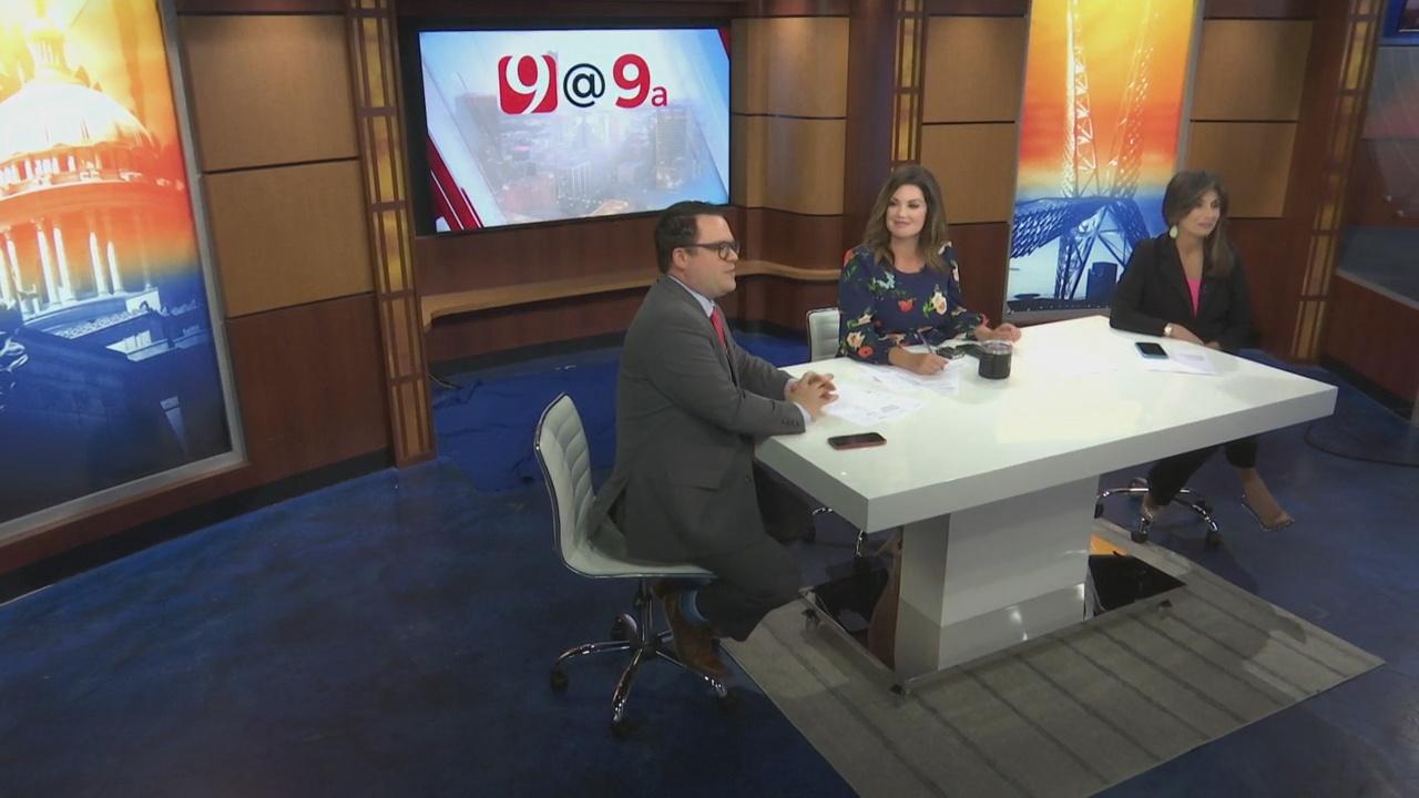 News 9 9 a.m. Newscast (July 7)