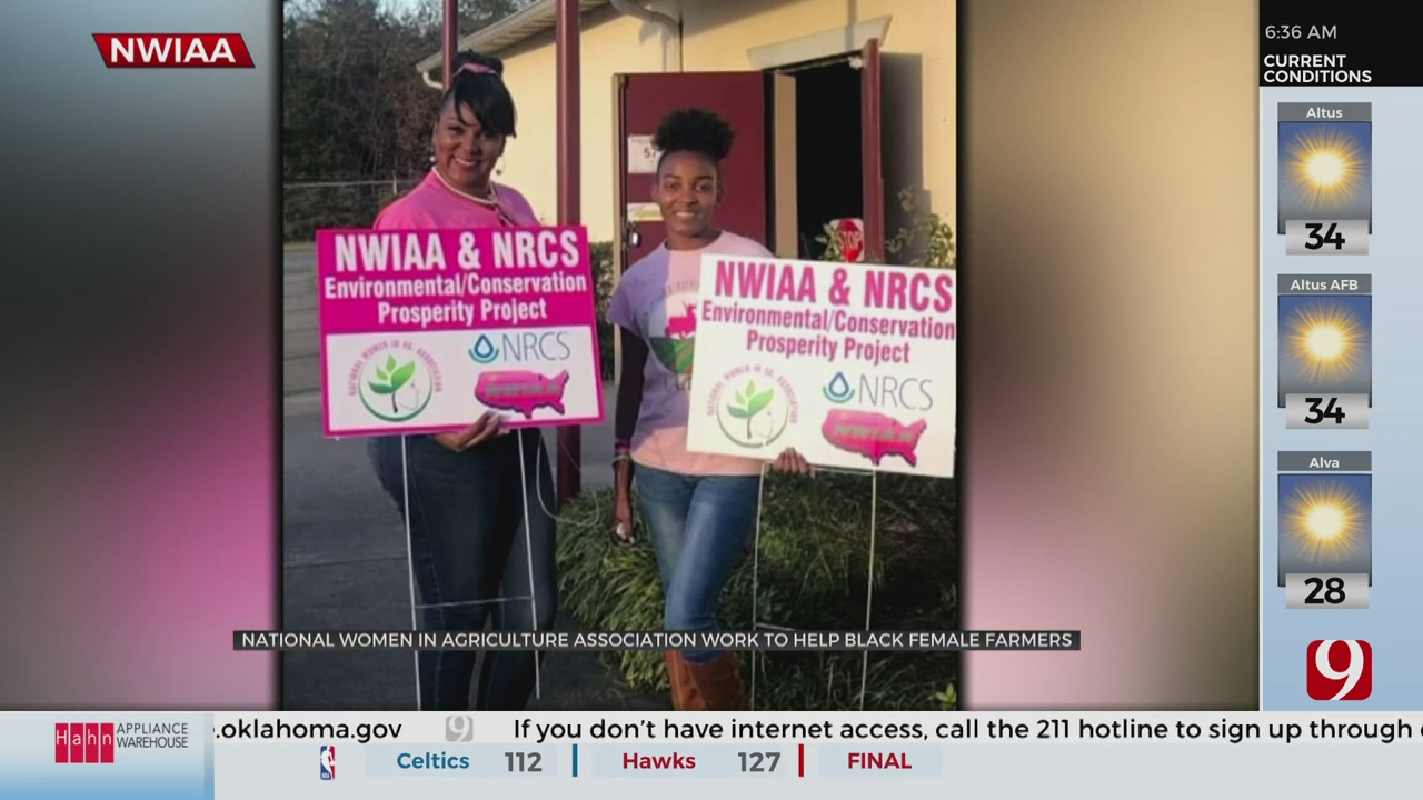 National Women In Agriculture Association Looking To Reach More Black Farmers