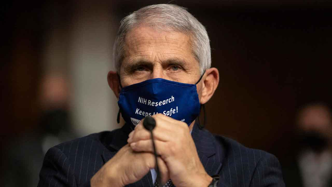 Fauci Voices Support For National Mask Mandate