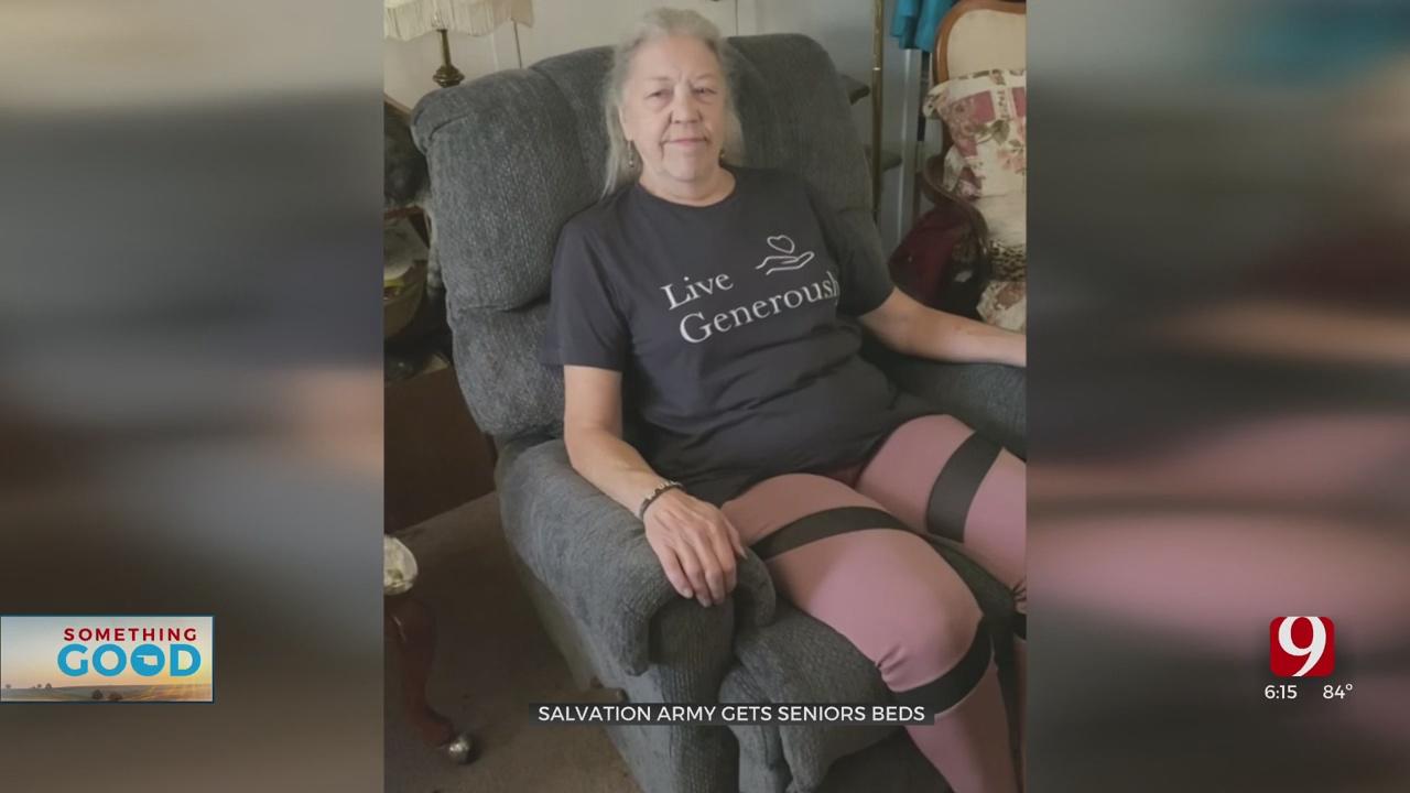 The Salvation Army Providing Help To Oklahoma Seniors In Need