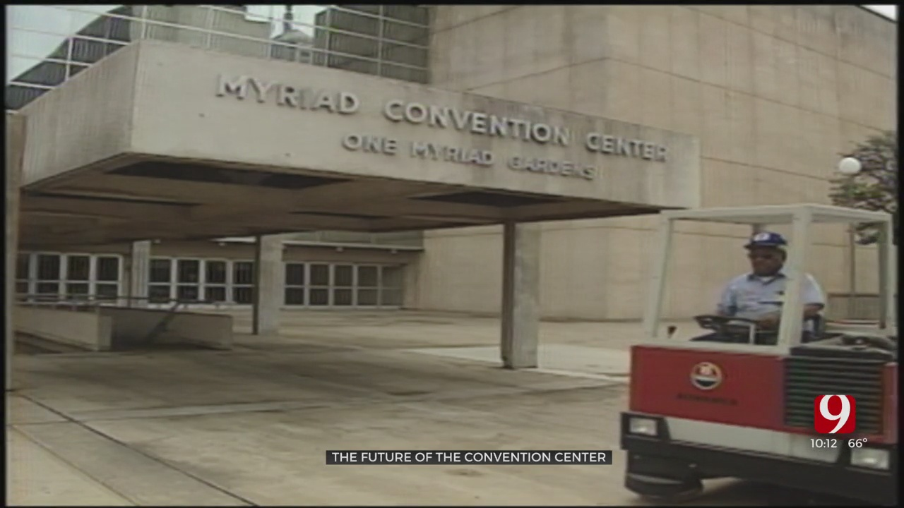 A New Future: Old Convention Center On Verge Of A Comeback