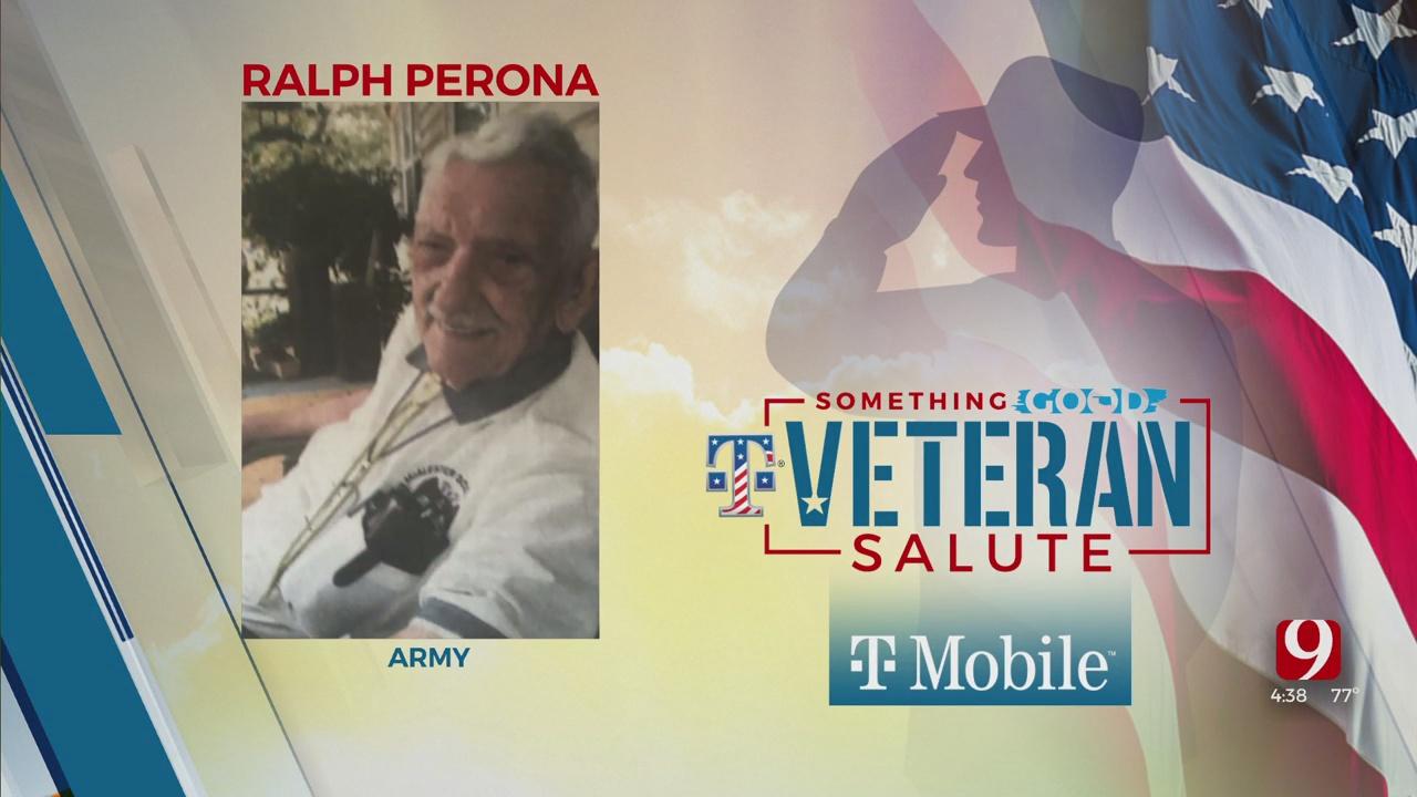 Veteran Salute: Ralph Perona