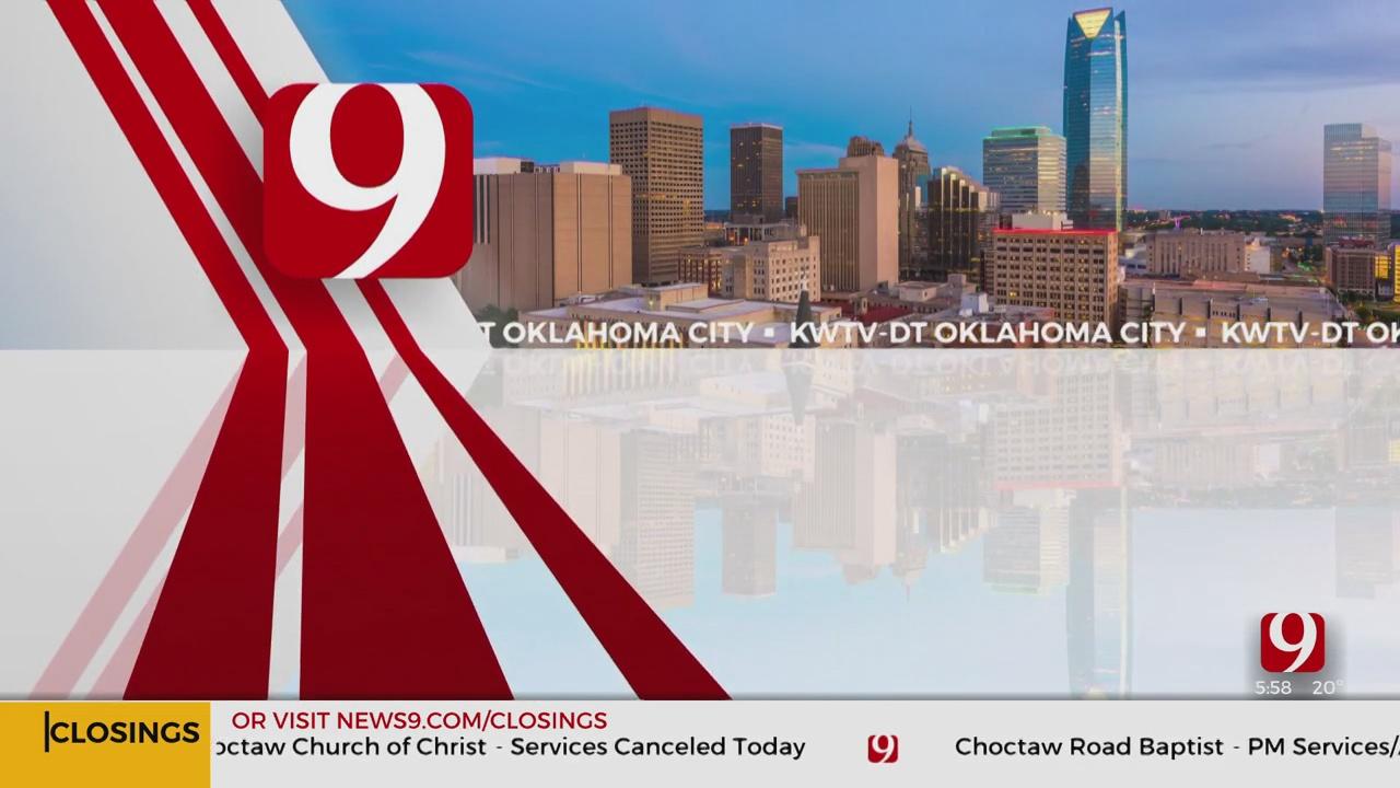 News 9 6 p.m. Newscast (February 10)