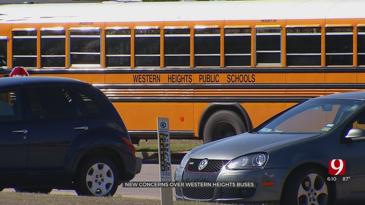 Concerns About Western Heights School Buses Arise After Failed Inspection Reports