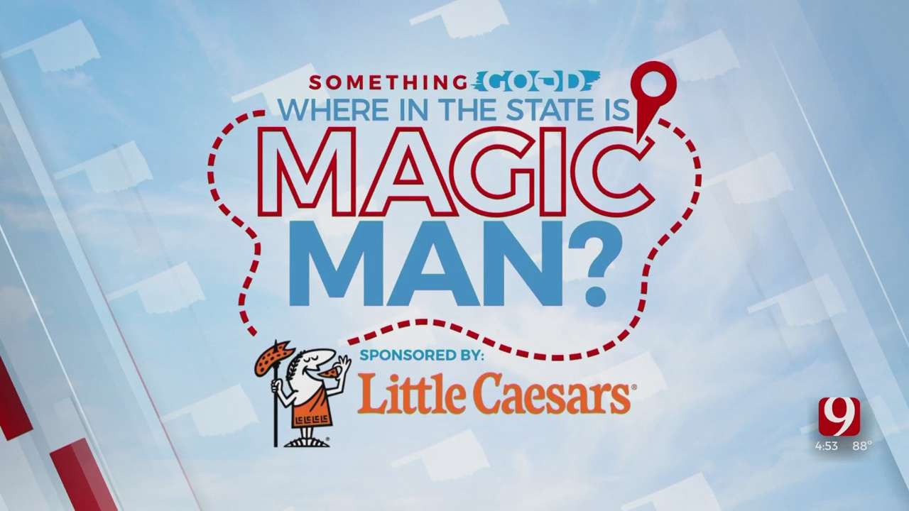Where In The State Is Magic Man?: Aug. 4, 2021