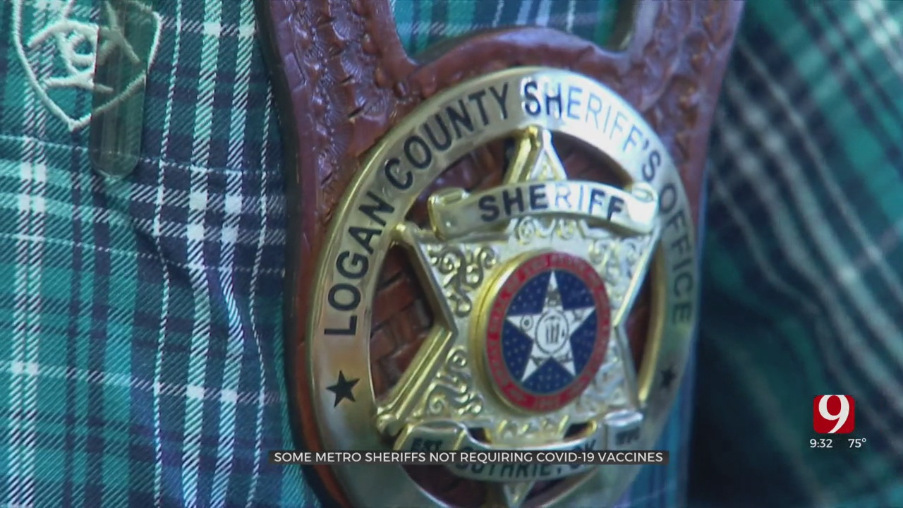 Metro Sheriffs Offices Speak Out Against Biden Vaccine Mandate