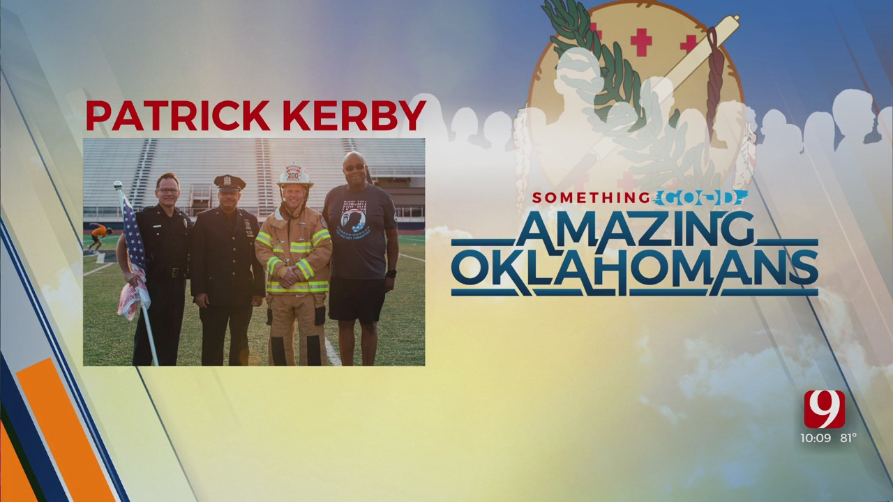 Amazing Oklahoman: Patrick Kerby