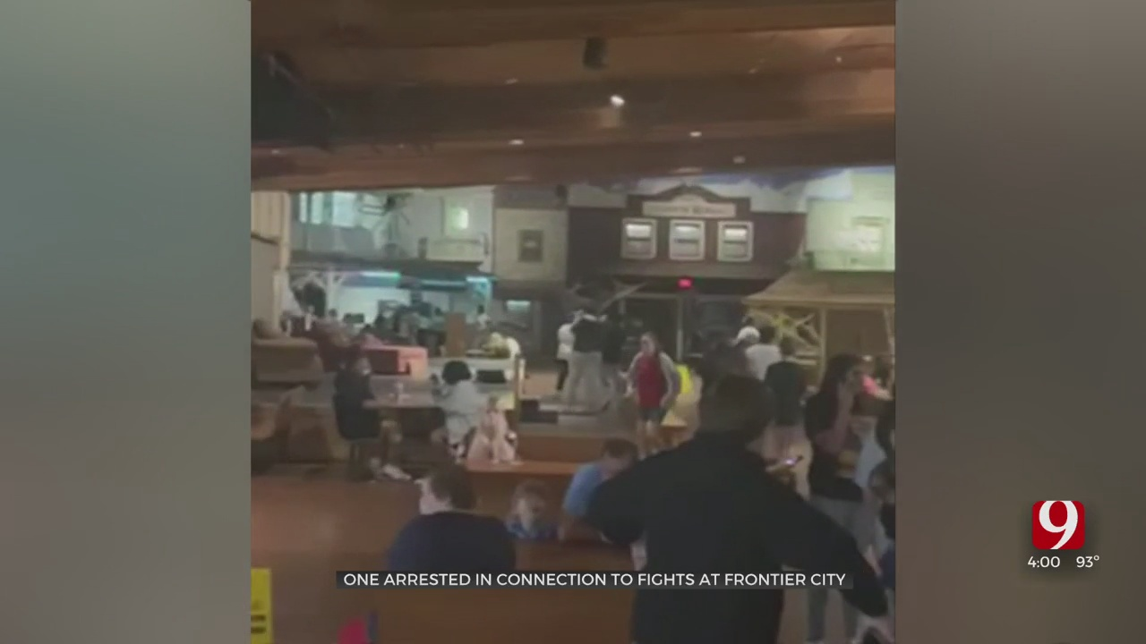 Park Closes Saturday After Several Fights At Frontier City's Fright Fest, 1 Arrested