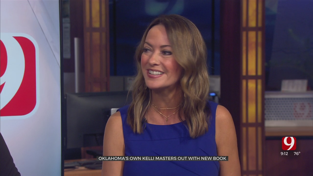 Attorney, Sports Agent And Former Miss Oklahoma Shares Her New Book