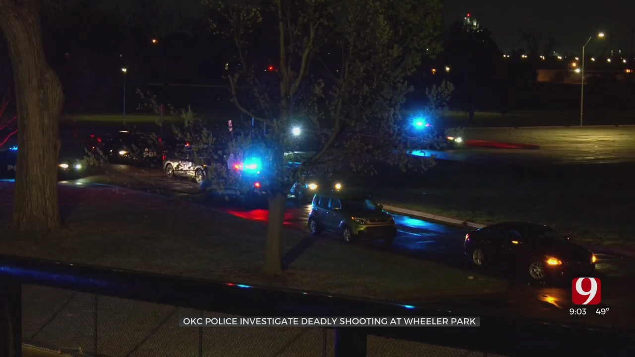 Suspect Search Continues After Deadly Shooting At Wheeler Park