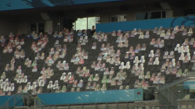 NFL Aims To Fill Super Bowl Seats With Cut Outs