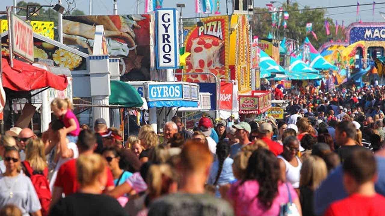 $2 Tuesday At The Oklahoma State Fair