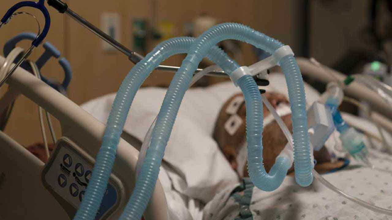 Doctors Say They Have Seen A Rise In Admissions For Patients With COVID-19