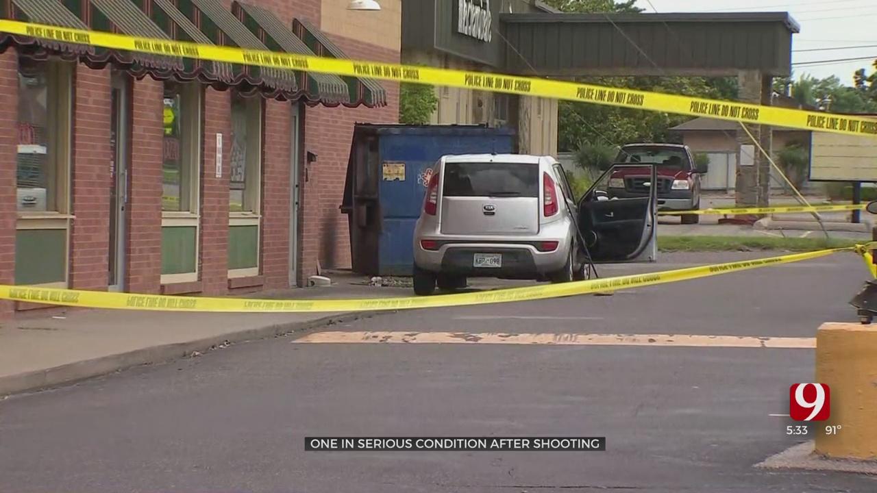 OCPD: At Least 1 Victim Shot At SW OKC Dispensary