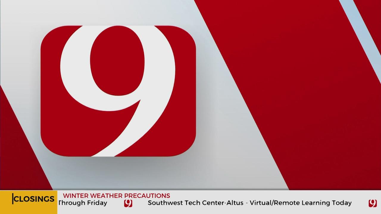 News 9 9 a.m. Newscast (Feb. 18)