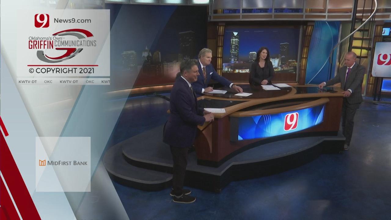 News 9 10 p.m. Newscast (February 25)