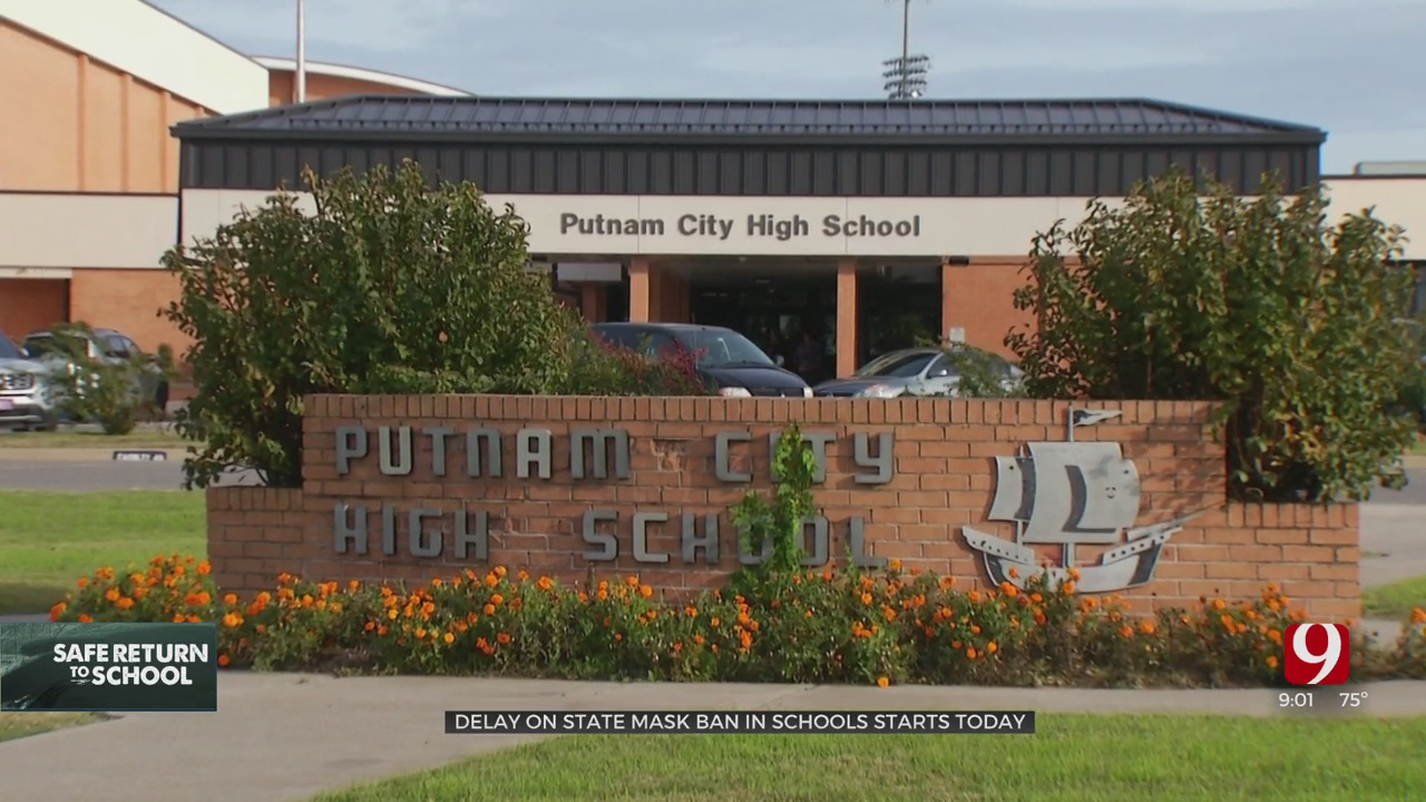 Multiple School Districts Implement Mask Requirements As Temporary Injunction Against Senate Bill 658 Takes Effect