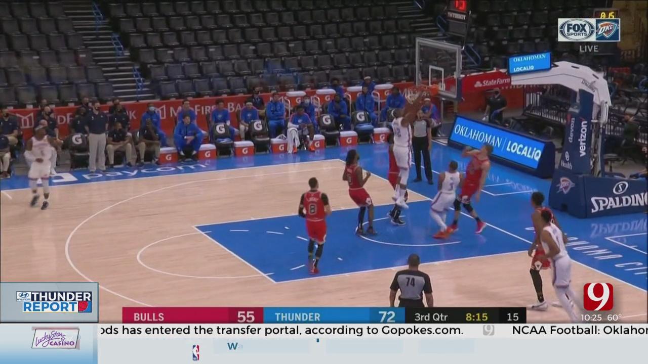 NBA Returns With OKC Thunder Playing Houston Wednesday