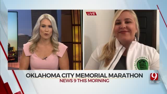 Thousands Commit To Oklahoma City Memorial Marathon Despite Virtual Setting