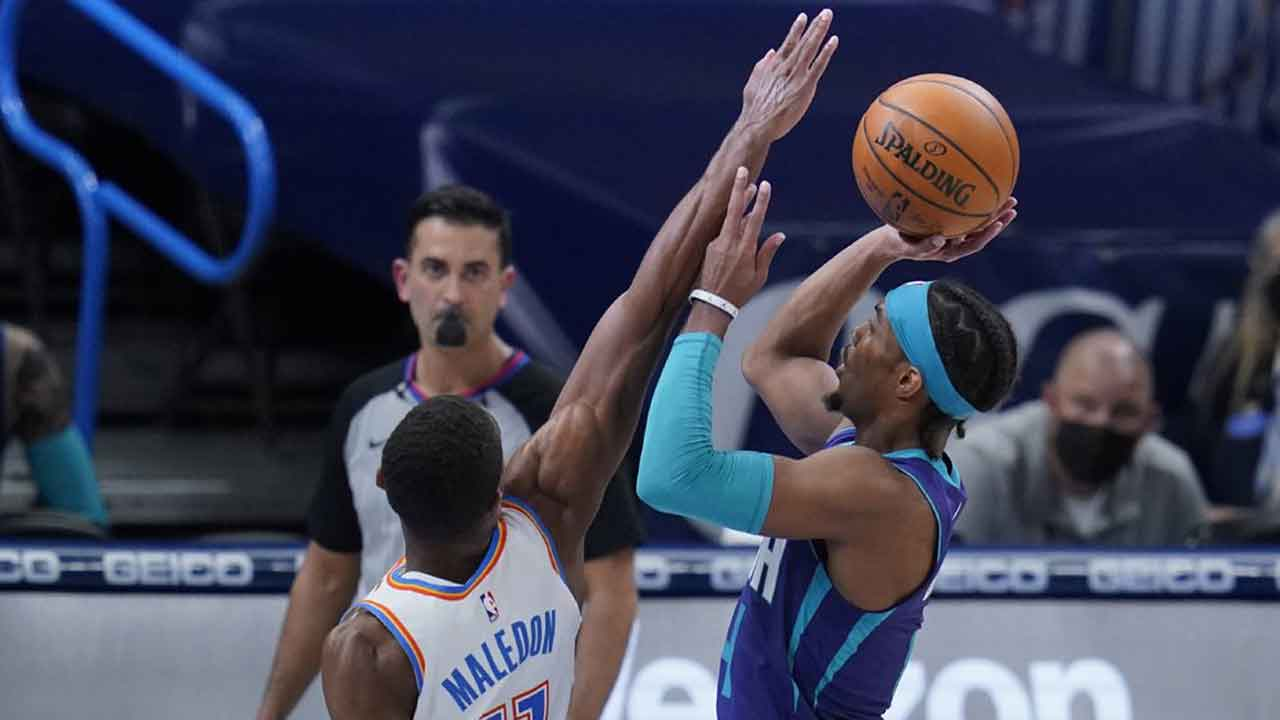 OKC Thunder Routed By Hornets