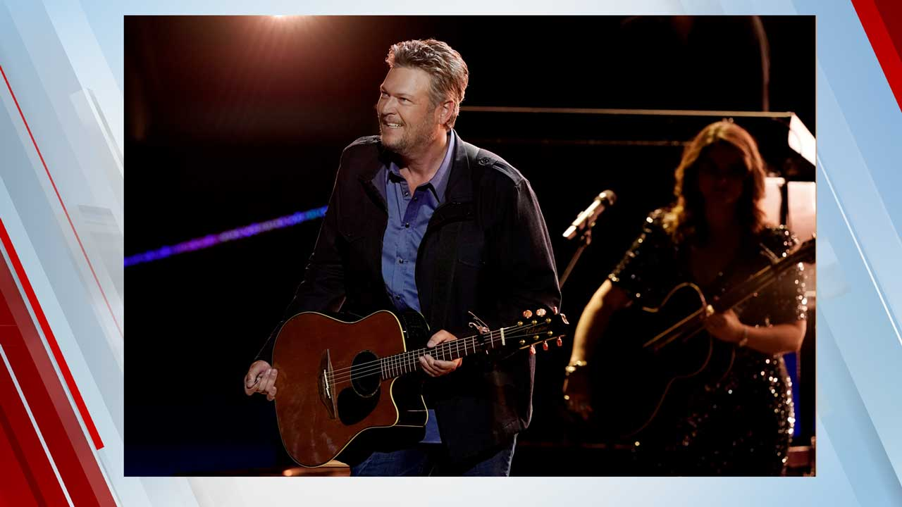 Blake Shelton To Perform At Benefit Concert For Oklahoma Veterans Friday