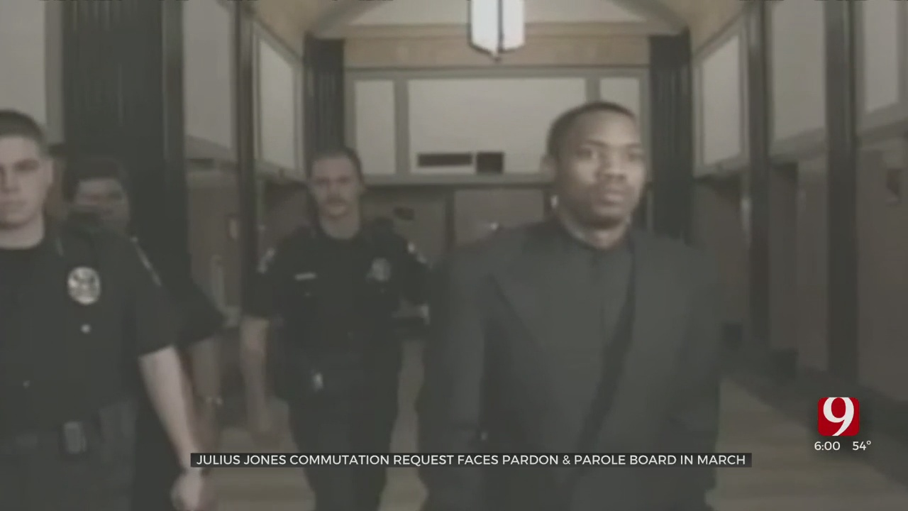 'We're Trying To Save Somebody's Life': Request For Julius Jones' Commutation To Be Reviewed In March