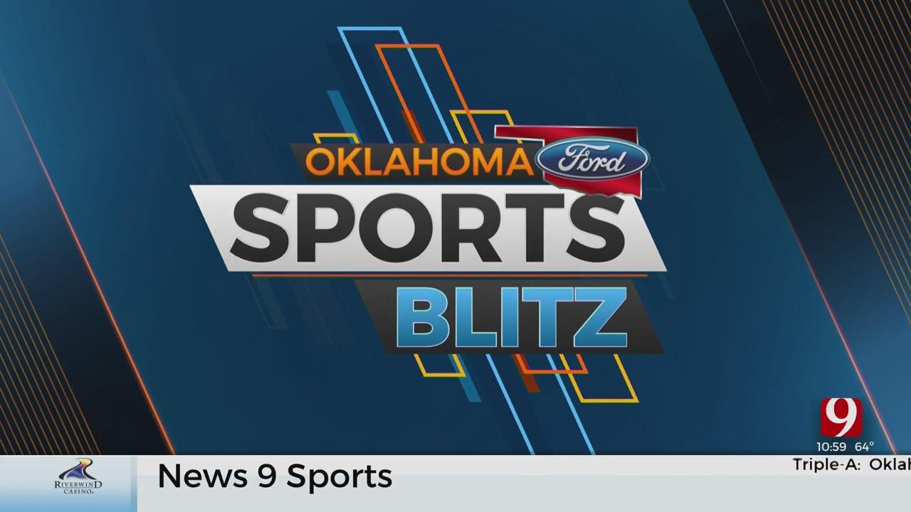 Oklahoma Ford Sports Blitz: October 3