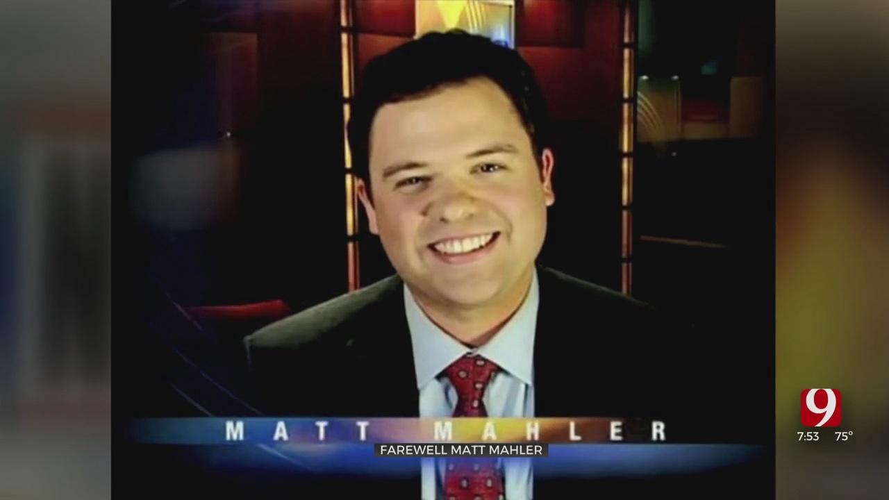 WATCH: News 9 Says Farewell To Meteorologist Matt Mahler