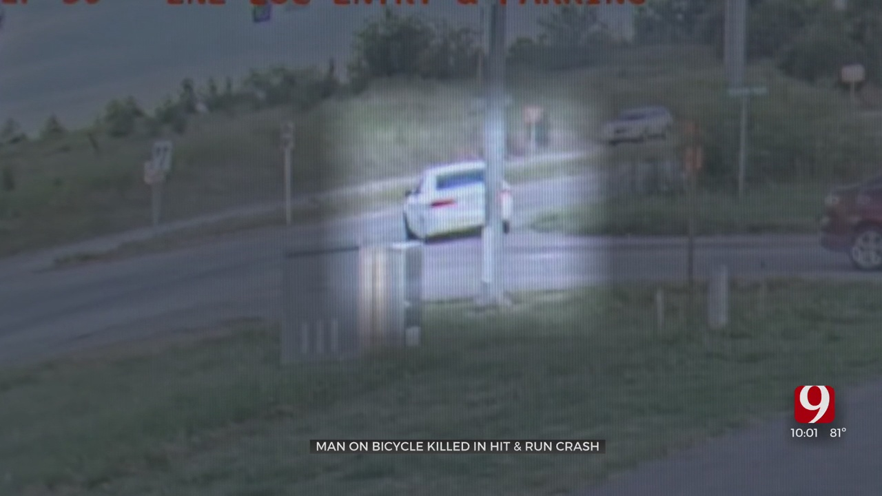 Police Identify, Locate Vehicle Involved In Hit-And-Run Crash That Killed Pottawatomie Co. Bicyclist