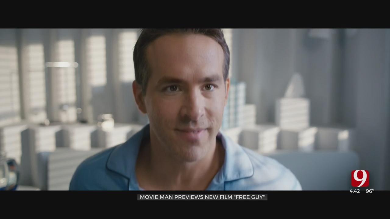 Dino's Movie Moment: Free Guy