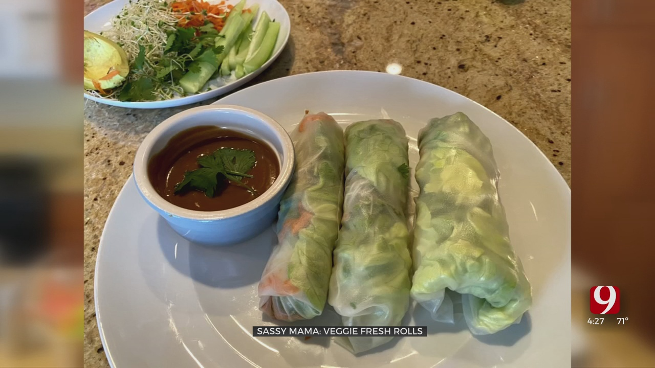 Veggie Fresh Rolls