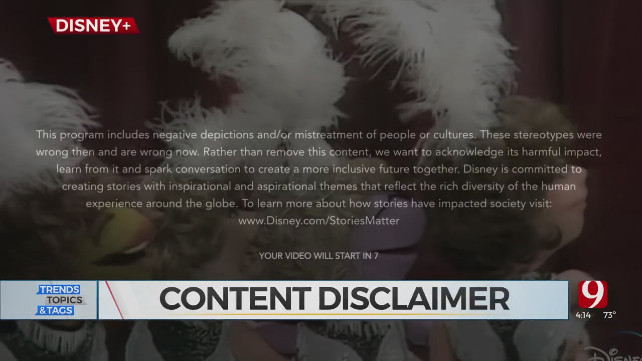 Trends, Topics & Tags: Muppets Content Warning