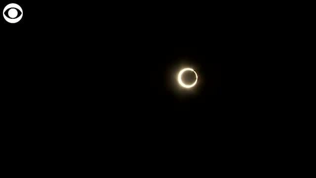 Stunning Photos Capture Rare 'Ring Of Fire' Solar Eclipse Around The World