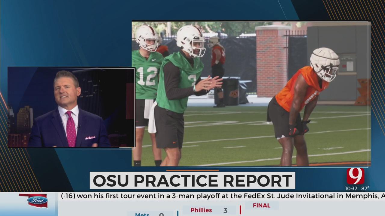 OSU Football Breakdown With Dusty Dvoracek