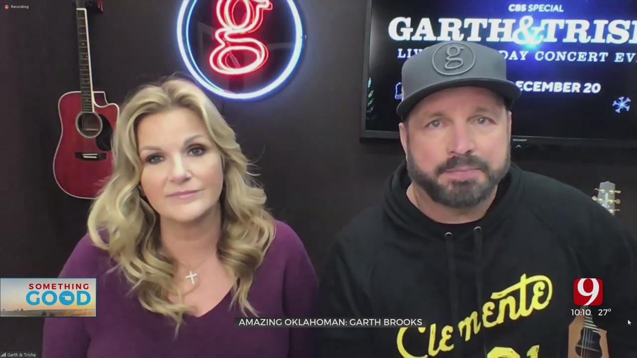 Amazing Oklahoman: Garth Brooks On Christmas