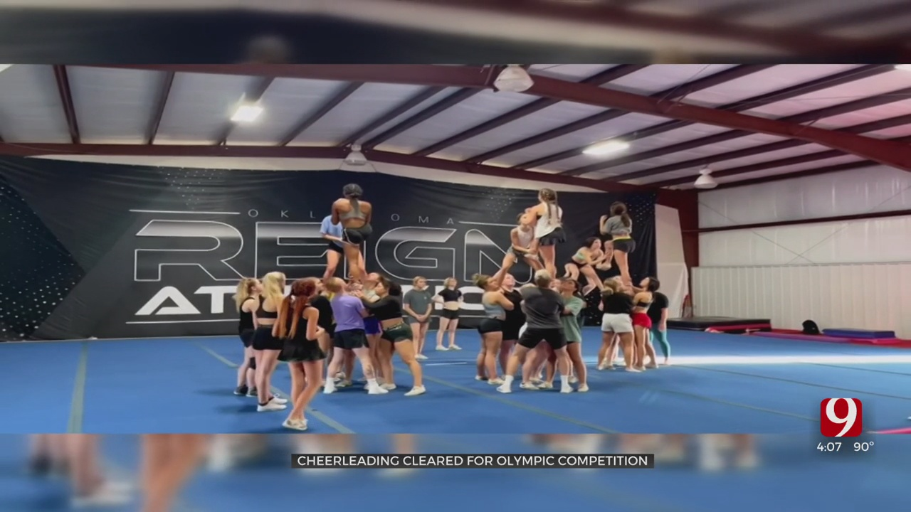 Local Cheer Teams React To The New Olympic Ruling