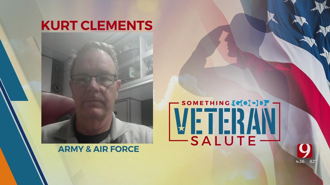 Veteran Salute: Kurt Clements