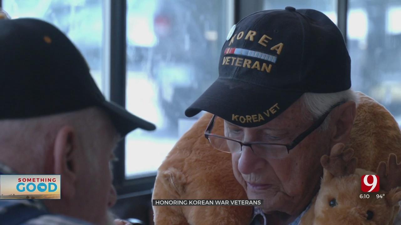 Local Group Honors Vets On Anniversary Of Start Of Korean War