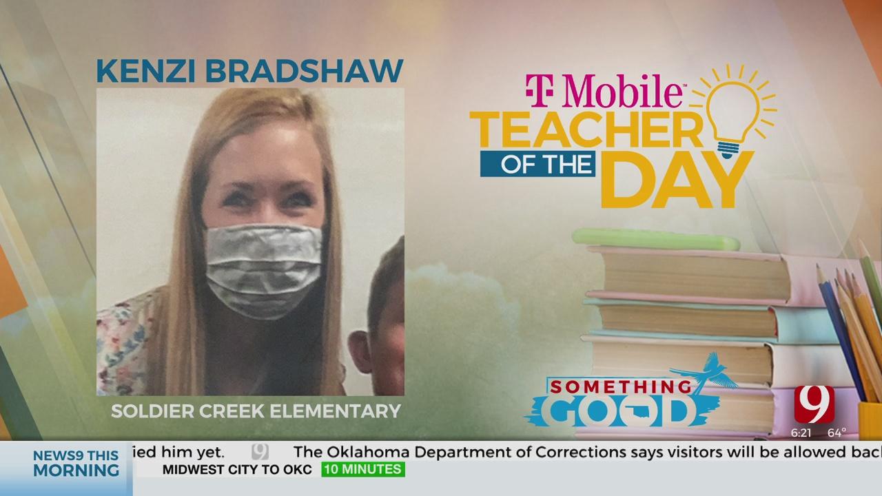 Teacher Of The Day: Kenzi Bradshaw